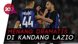 Inter Kantongi Tiket Liga Champions