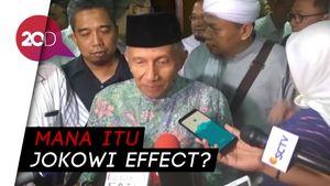 Dolar di Atas Rp 14.000, Amien Rais Singgung Jokowi Effect