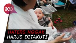 Unggah Foto Anak, DJ Una Nggak Khawatir Dicibir Haters