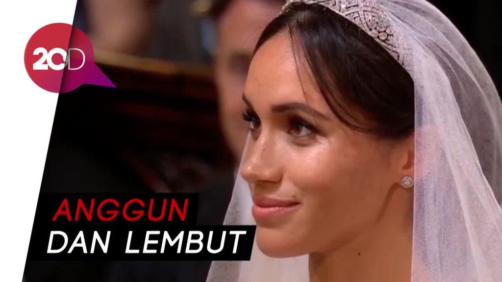 Kata Bubah Halfian Soal Makeup Tipis Meghan Markle di Royal Wedding