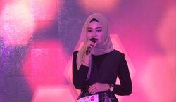 20 Besar Jakarta - Penampilan Dhyas yang Menyanyikan All I Ask