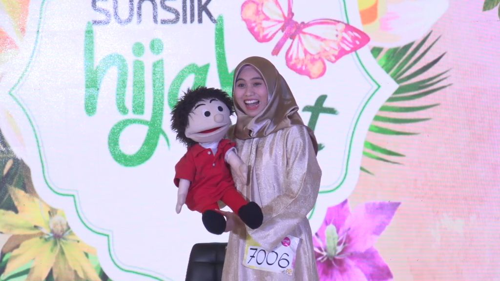 20 Besar Jakarta - Lucunya Dongeng Eli Susanti dan Gondrong