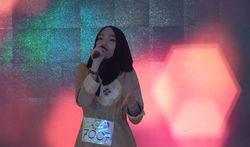 20 Besar Jakarta - Perpaduan MC dan Menyanyi Ala Jihan