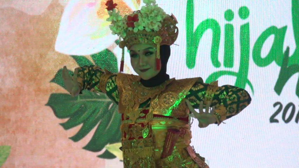 20 Besar Jakarta - Mahirnya Agnes Tarikan Legong Keraton