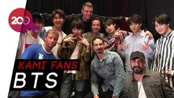 Netizen Heboh Backstreet Boys Foto Bareng BTS