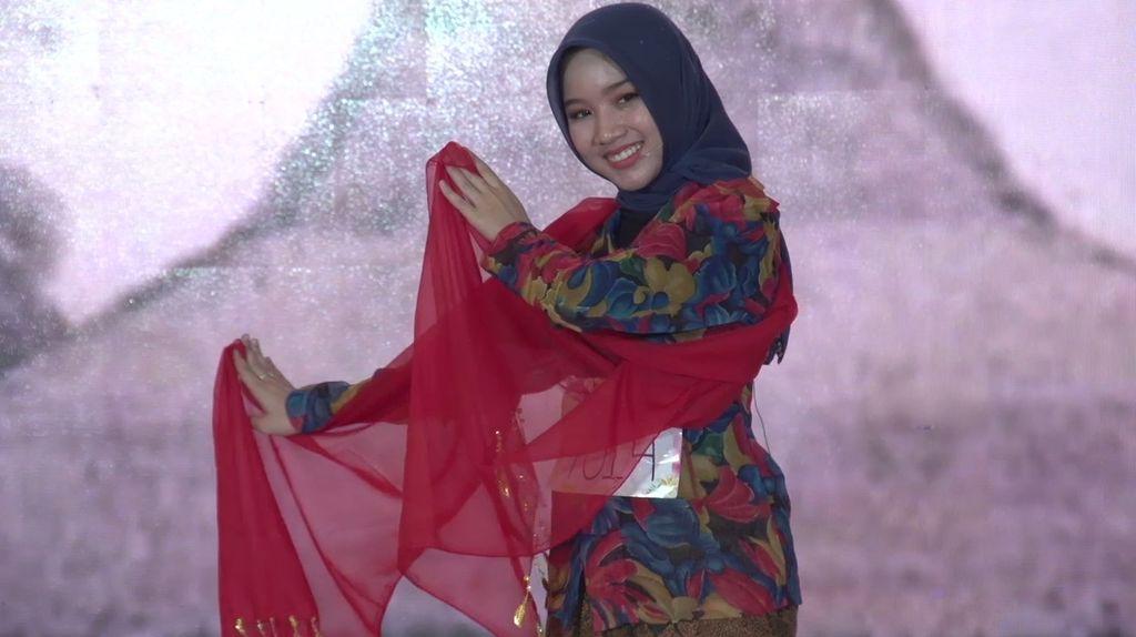 20 Besar Jakarta - Berpuisi dengan Bahasa Jawa Bersama Sifa