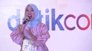 20 Besar Jakarta - Suara Agnia yang Membuat Juri Kagum