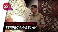 Viral Sobekan Alquran di Gunawarman, Sandi: Jangan Terprovokasi