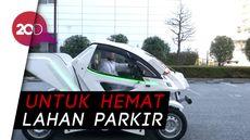 Futuristik! Mobil Ini Terinspirasi dari Anime Gundam