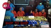 Komplotan Penyelundup Narkoba Malaysia Ditembak Mati