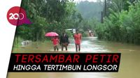 Lima Warga Sri Lanka Tewas Akibat Hujan Lebat