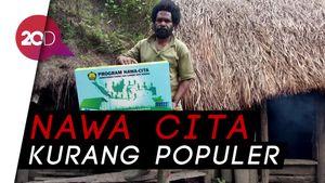 Indo Barometer: 58,2% Orang Tak Tahu Program Nawa Cita Jokowi
