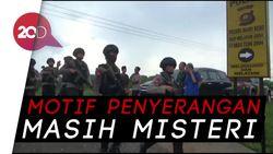 Penyerang Polsek Maro Sebo Residivis, Tapi Belum Tentu Teroris