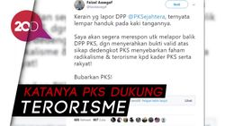 Fahri Hamzah Vs Faizal Assegaf, Dari Cuitan Sampai di Kepolisian