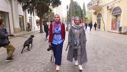 Mencari Jejak Fashion Muslim di Azerbaijan