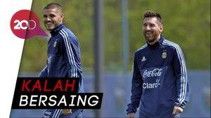 Skuat Argentina di Piala Dunia 2018 Tanpa Icardi