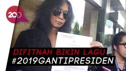 John Paul Ivan Laporkan Media Online Terkait Lagu #2019GantiPresiden