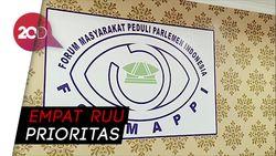 DPR Harus Selesaikan RUU Prioritas Tepat Waktu