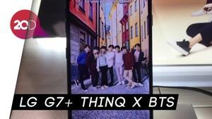 LG G7+ ThinQ Resmi Dirilis di Indonesia