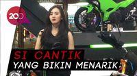 Deretan Wanita Cantik yang Bikin Mata Melirik di Jakarta Fair