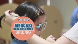 Tips Mencari Kacamata Hitam Anak