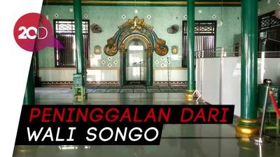 Masjid Keraton Kanoman, Wisata Ramadan di Cirebon