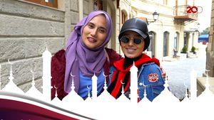 Geliat Fashion Muslim di Azerbaijan