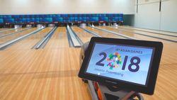 Canggih dan Modern, Venue Bowling Asian Games 2018 Siap Digunakan