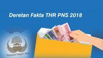 Sederet Fakta THR PNS 2018 yang Bikin Iri