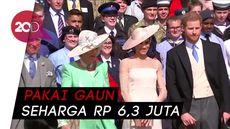 Penampilan Perdana Meghan-Harry Usai Royal Wedding
