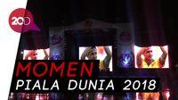 Ada Nobar Piala Dunia di Pekan Raya Jakarta