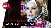 Mulan Jameela Nyaman Pakai Hijab