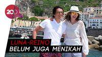Wah! Asmara Luna Maya dan Reino Terhalang Restu Keluarga