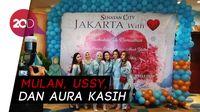 Geng Sosialita Jakarta with Love Buka Puasa bareng Anak Yatim