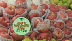 Tips Memilih Buah-Buahan Segar, Seperti Apa?