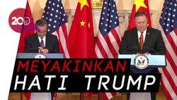 China ke AS: Jika ingin Damai dengan Korut, Sekarang Saatnya!