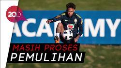 Neymar Membaik Setiap Harinya