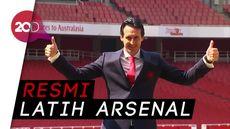 Emery: Terima Kasih Wenger atas Warisannya