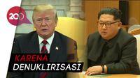 Trump Tunjukkan Keraguan, Pertemuan dengan Kim Jong-un Batal?