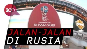 Kemegahan Stadion untuk Piala Dunia di Rusia Part 1