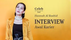 Hannah Al Rashid Awali Karier Jadi Model Video Klip