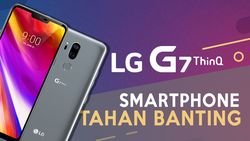 Review LG G7 ThinQ