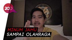 Agar Tetap Bugar saat Puasa, Kaesang Dipaksa Jokowi Minum Jamu