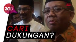 Abraham Samad Bertandang ke PKS, Bahas Pilpres?