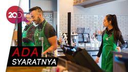 Starbucks Bolehkan Pelanggan Nongkrong Tanpa Beli Kopi