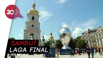 Kiev Pamerkan Trofi Liga Champions