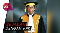 Pimpinan KPK Berterimakasih ke Hakim Artidjo