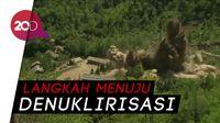 Korut Resmi Hancurkan Terowongan Uji Coba Nuklir di Punggye-ri