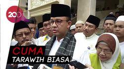 Tarawih Akbar di Istiqlal Tanpa Pengamanan Khusus