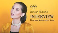 Curhatan Hannah Al Rashid yang Makin Populer Berkat Comic 8